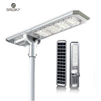 High Lumen Cheap Outdoor Solar Power Street Light Led