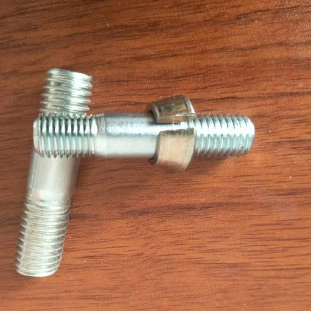 Studs for axle shaft with nut