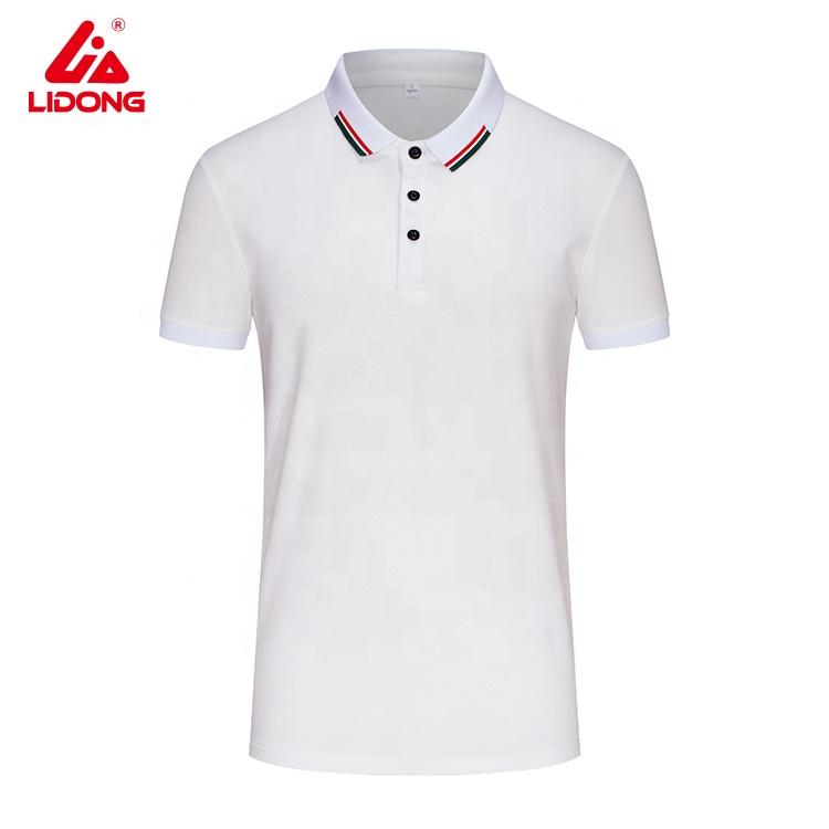 Top Bán Giá Rẻ Polo Golf T-Shirt Thấp Moq Nhanh Chóng Drifit Tùy Chỉnh Đồng Bằng Trắng Polo T Áo Sơ Mi