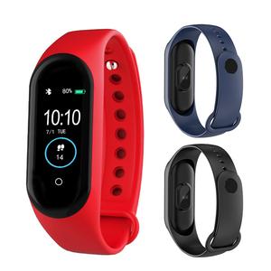 Fancytech M4  Color Screen Smart BT Bracelet Watch Fitness Tracker Waterproof Sports Bracelet