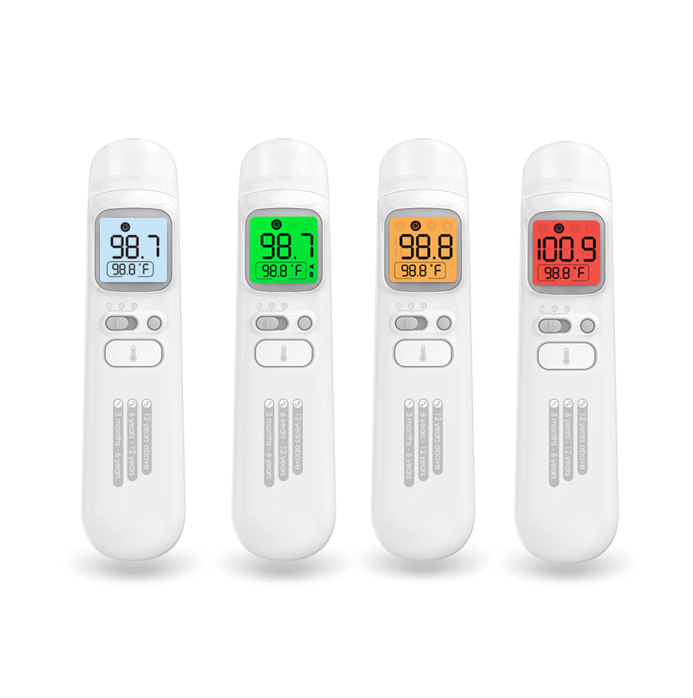 hospital forehead infrared thermometer for human body <strong>temperature</strong>