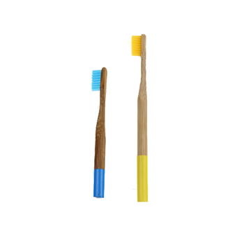 100% Organic Bamboo Toothbrush For Kids