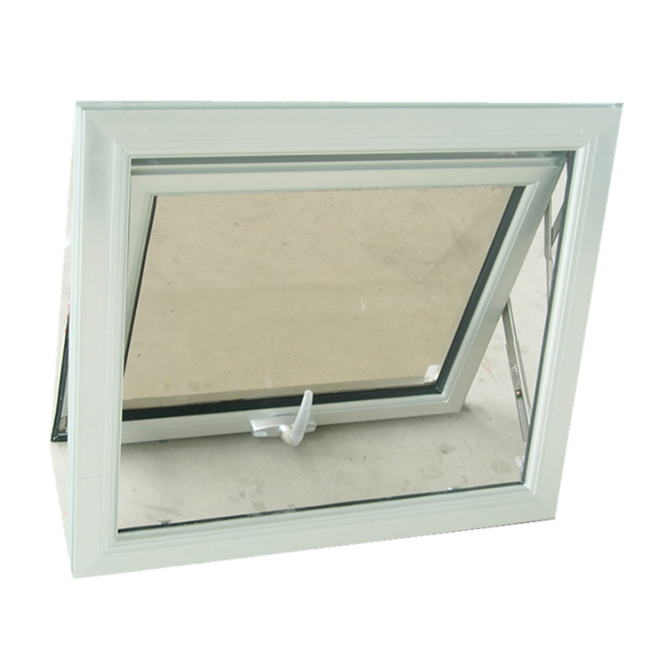 New design China manufacturers AS2047 AS1288 AS2088 double glazed Aluminum Awning window