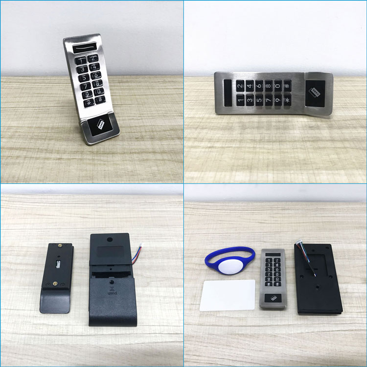 High Quality HPL Locker Cabinet Electronic RFID Digital Lock