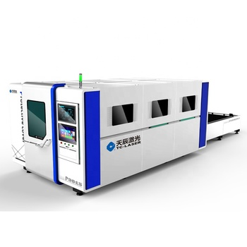 heavy industry metal sheet fiber laser 3000w 4000w cutting machine price