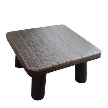 Japanese-style Tung wood small table DIY082904