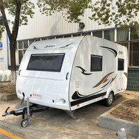 Factory supply cheap price Mini Caravans and Motorhomes for Sale