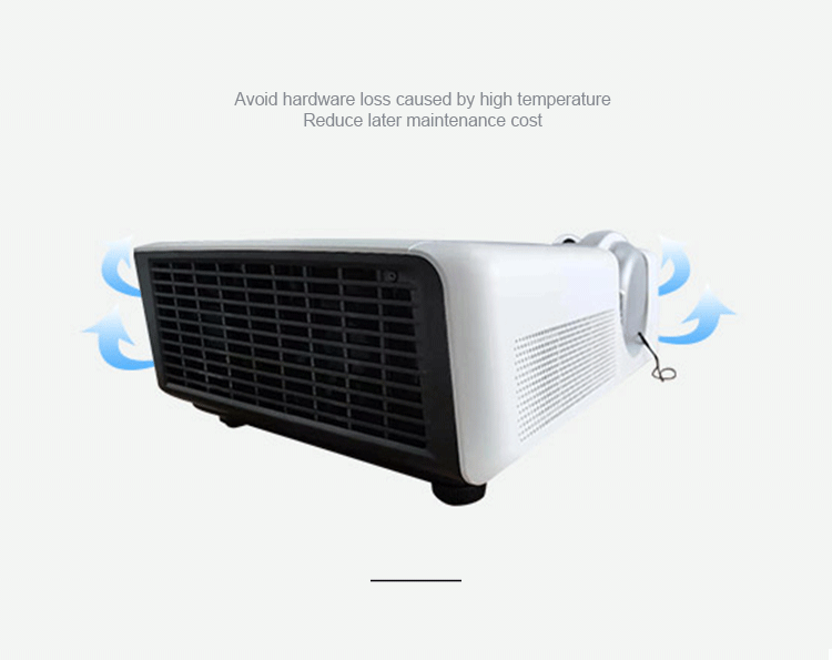 High Quality 3D Laser Projector Short Throw Laser Projector for Classroom and Office