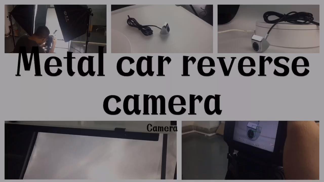 AHD Автомобильная камера заднего вида, автомобильный парковочный монитор Sony, чипсет, водонепроницаемый металлический винт, висячий тип, автомобильная камера