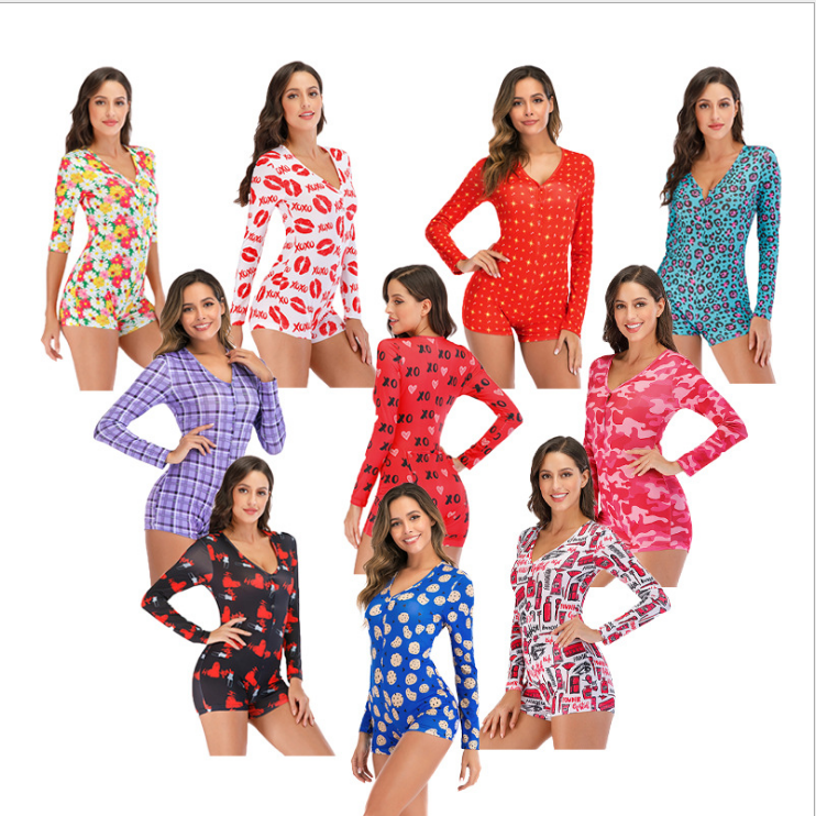High quality sexy rompers romper sleepwear womens sleep Lowest Price