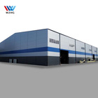 Cheap Price Structural Steel metal Construction Building prefabricated Prefab Warehouse Steel Structure
