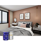 Factory price waterproof anti-alkali advanced acrylic interior latex paint