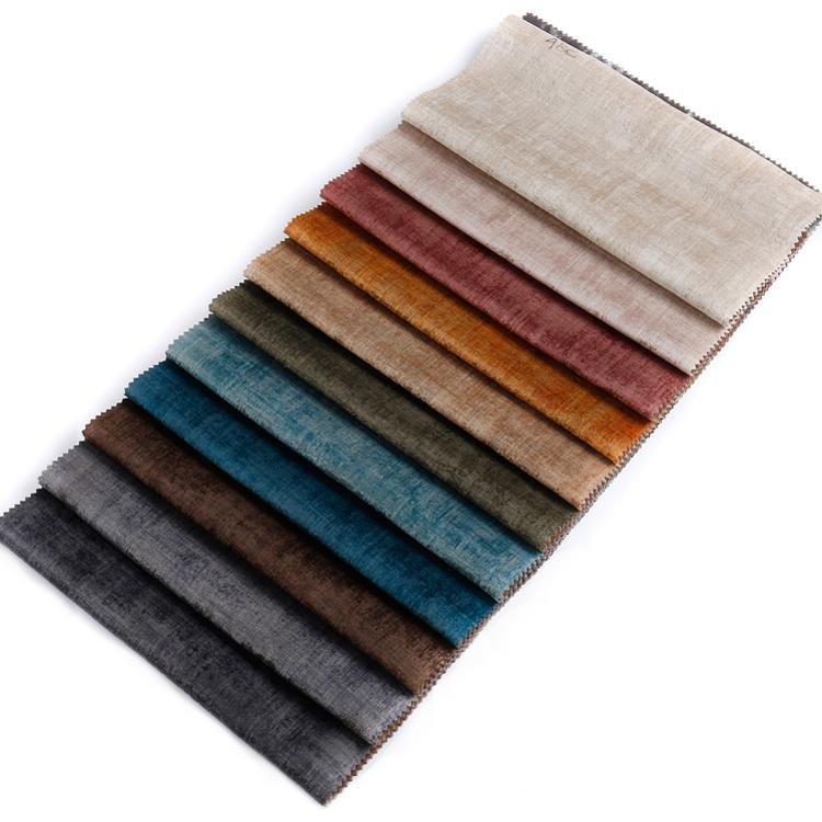 High quality velvet fabric printed holland velvet 100% polyester sofa fabric