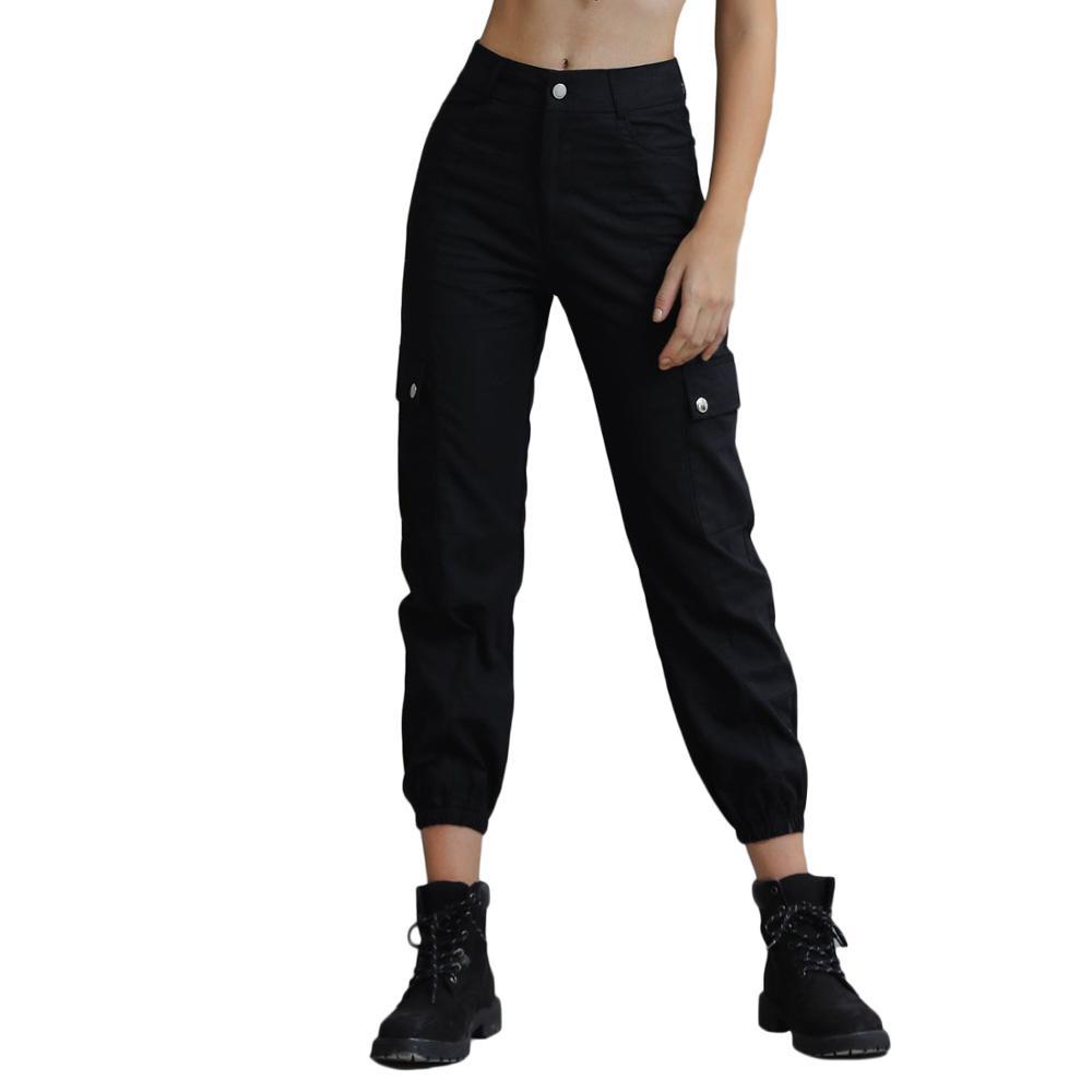 Fashion Yoga sport running stacked joggers yoga wear women sweat pants