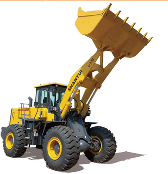 5 Ton 3Cbm Wheal Loader Mucking Rock Loader Brand 5 Ton Wheel Loader In Malaysia