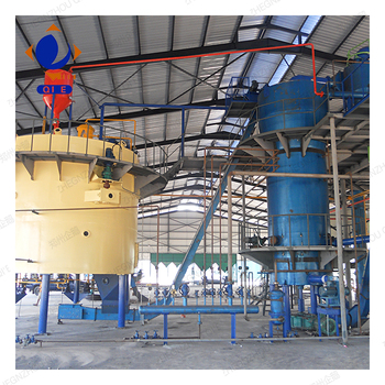 Crude Soybean Oil solvent Extraction Machine Price and soybean oil making plant