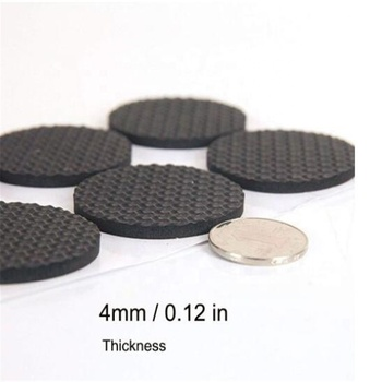 anti slipping Silicone Rubber Feet/Adhesive Backing Rubber Feet/Various Self-adhesive Rubber Feet Product