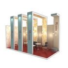 Girl Shows For Exhibition IZEXPO 30mins EASY Setup GIRL Portable 3x6 Exhibition Booth For International Trade Shows