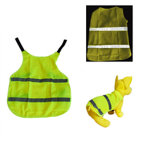 Reflective Hi Vis High Visibility Dog Pet Safety Vest for Dog