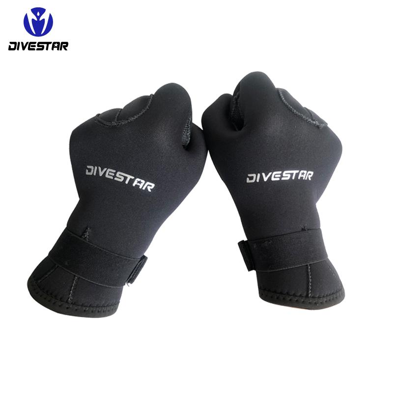 Custom waterproof Neoprene swimming diving gloves