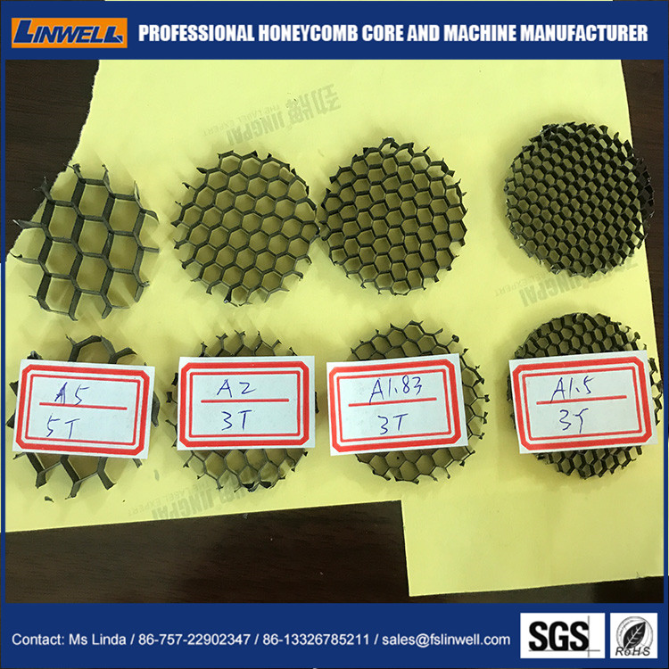 Lighting aluminum honeycomb hex louver honeycomb louver