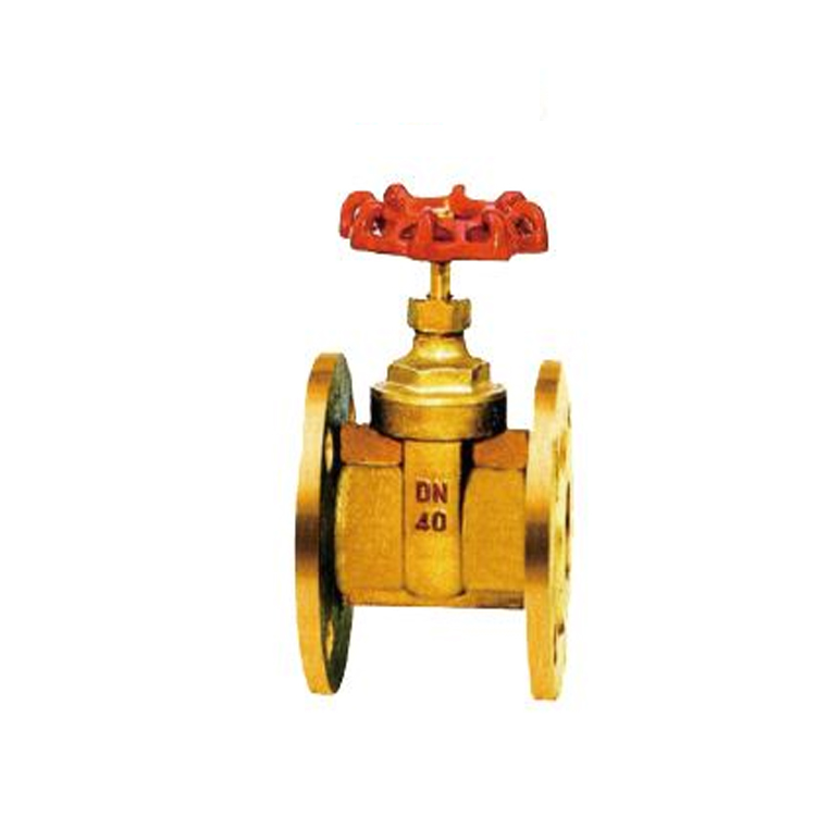 Z45W-16T-1001 High Quality Brass Flanged Forged Valves Gate Valves with read handle in Gate Valve