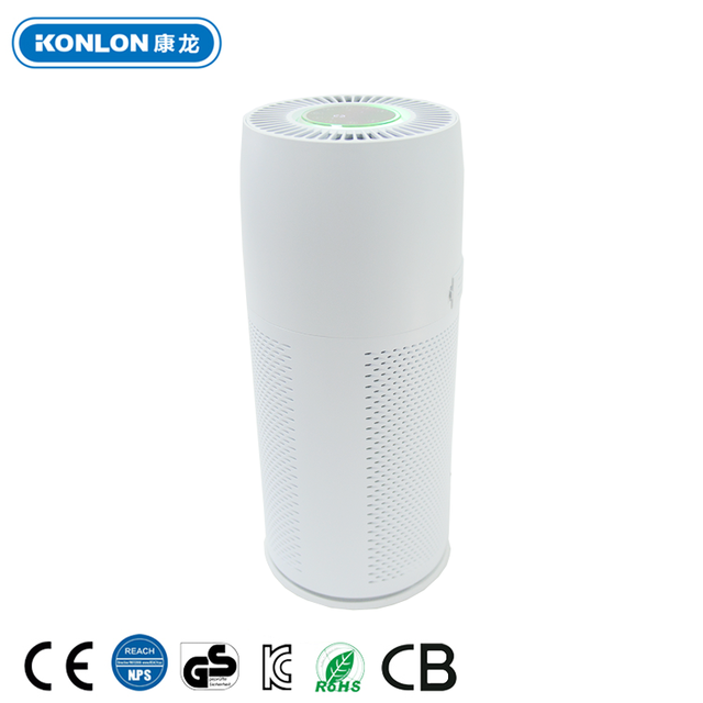 New Style Home Indoor Air Purifier Ionizer Hepa Filter Air Purifier Machine