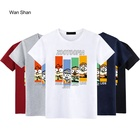 1178 t-shirt printing shirts design for men in summer hot
