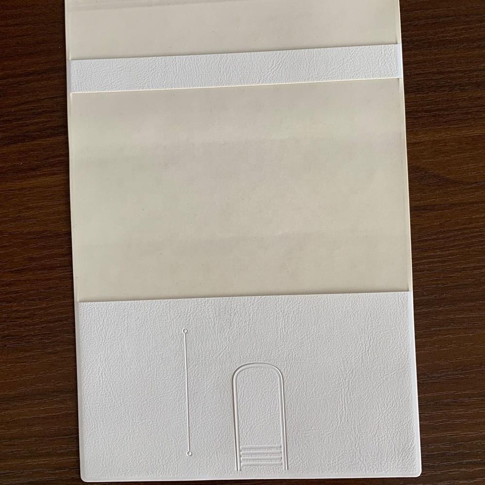 Напечатанный лист крышки книги Pvc для рынка Японии