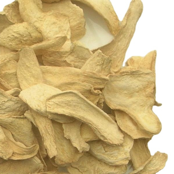 Best Price Chinese Normal White Dried Ginger Flakes