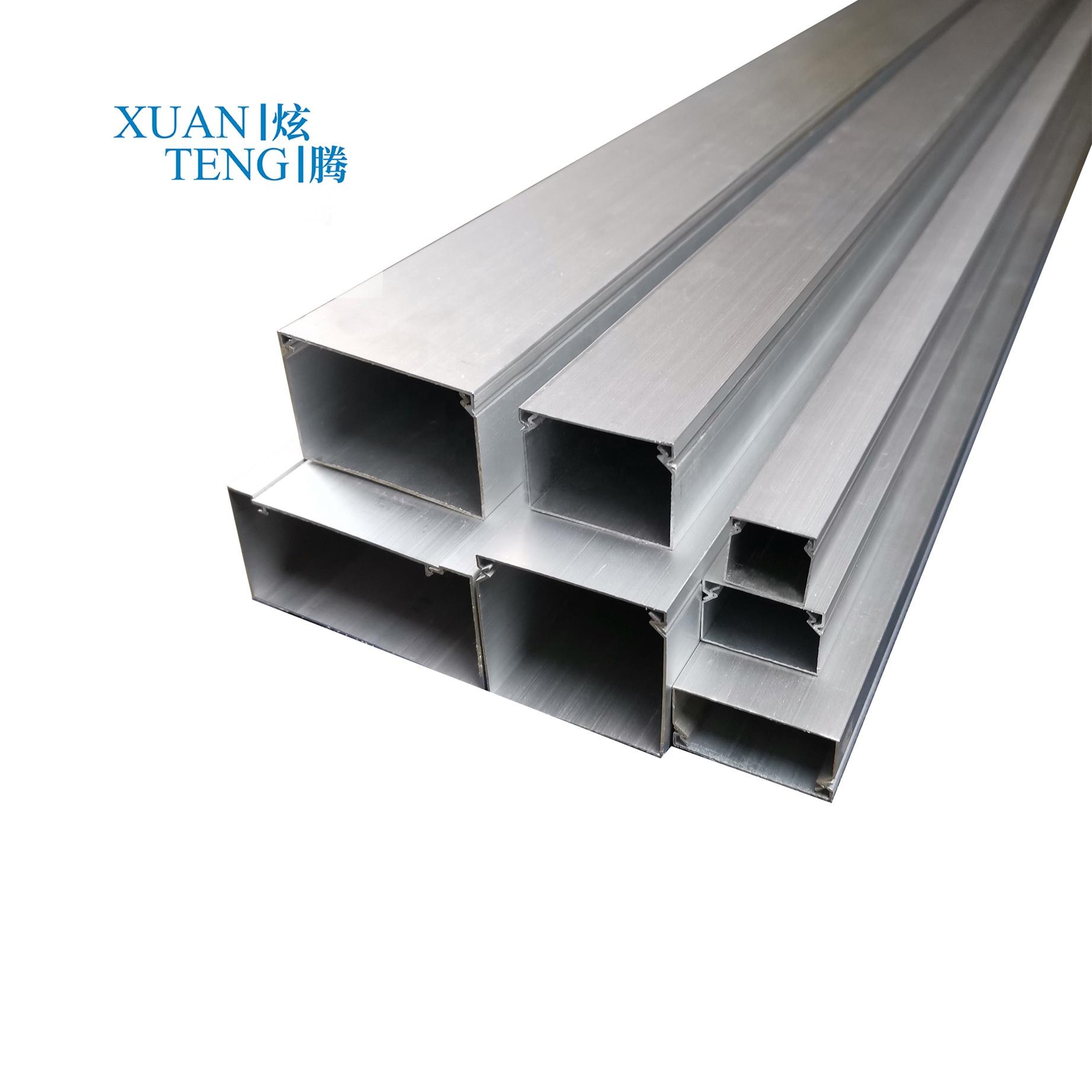 6082 6063 7075 anodized aluminium tube aluminum pipe