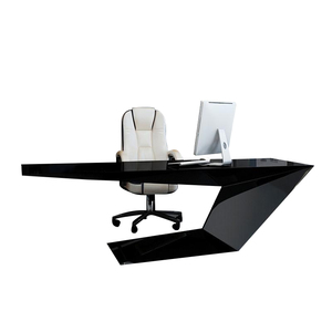 Modern Style Luxury Smart Office Boss Table CEO Manager Executive Desk
