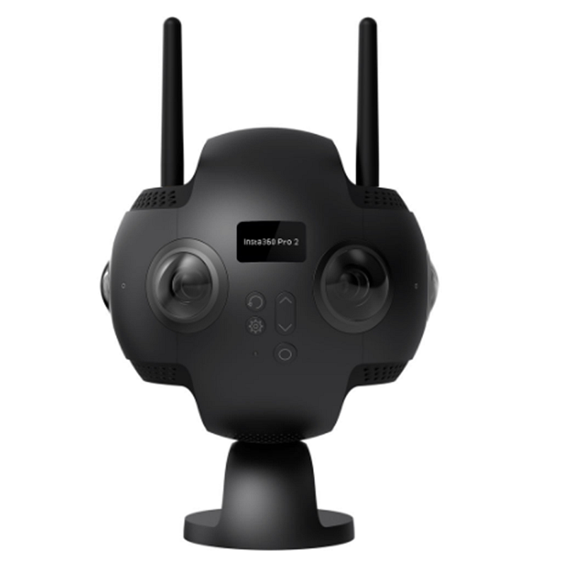 Insta360 Pro 2 Spherical VR 360 Professional Video 8K Anti-shake Panoramic Camera With Far Sight Monitoring