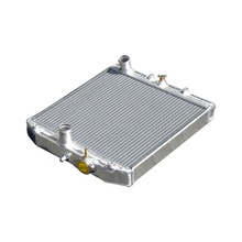 Racing Auto Fan <span class=keywords><strong>Motor</strong></span> Machine Designer Aluminium Ondersteuning Verwarming Coolent Water Cooler Radiator Assy voor Civic Honda City <span class=keywords><strong>Motor</strong></span>