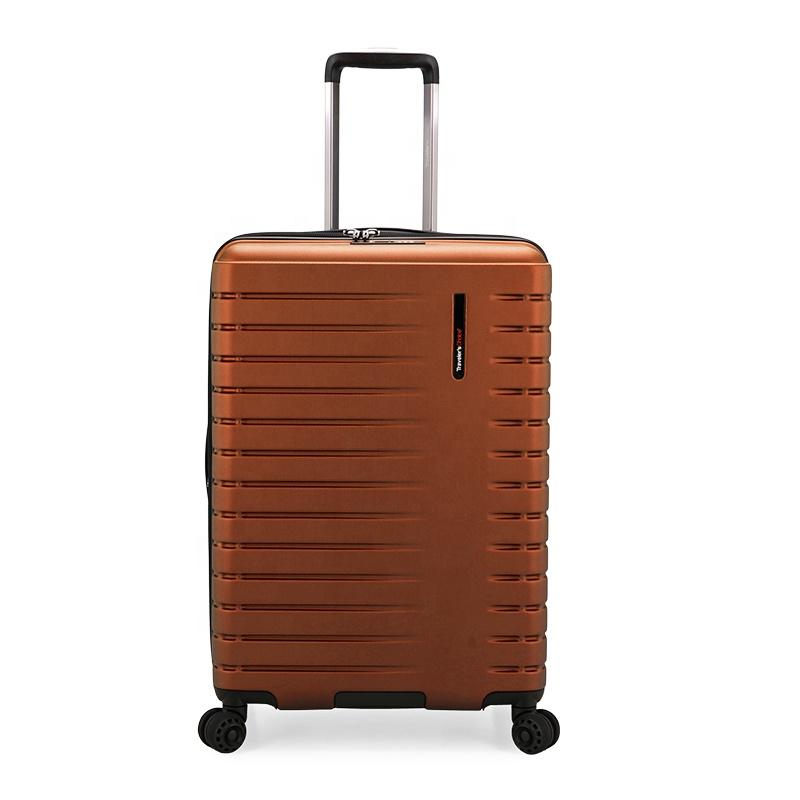 新ファッションビジネスバッグケース高品質拡張可能なスーツケースの荷物トロリーバッグ