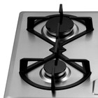 High Quality 5 Burner Built in Clean 201 SS Gas Cooktop