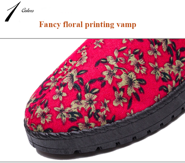 OEM Factory casual women autumn and womens fashion female winter shoe