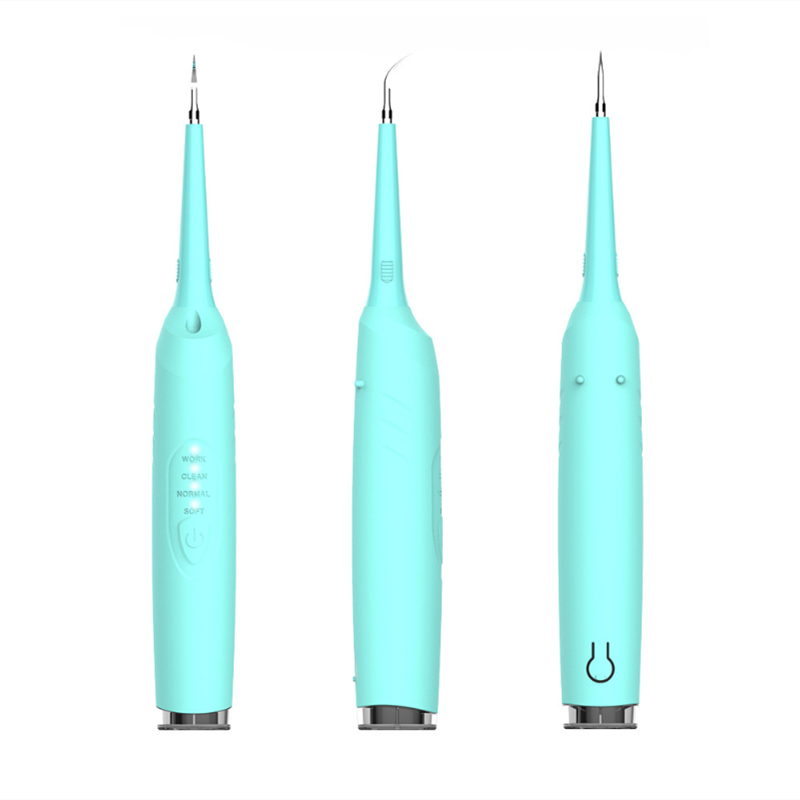 Private Label High Frequency Vibration Electric Cleaning Tooth Dental Scaler Electric Dental Calculus Remover