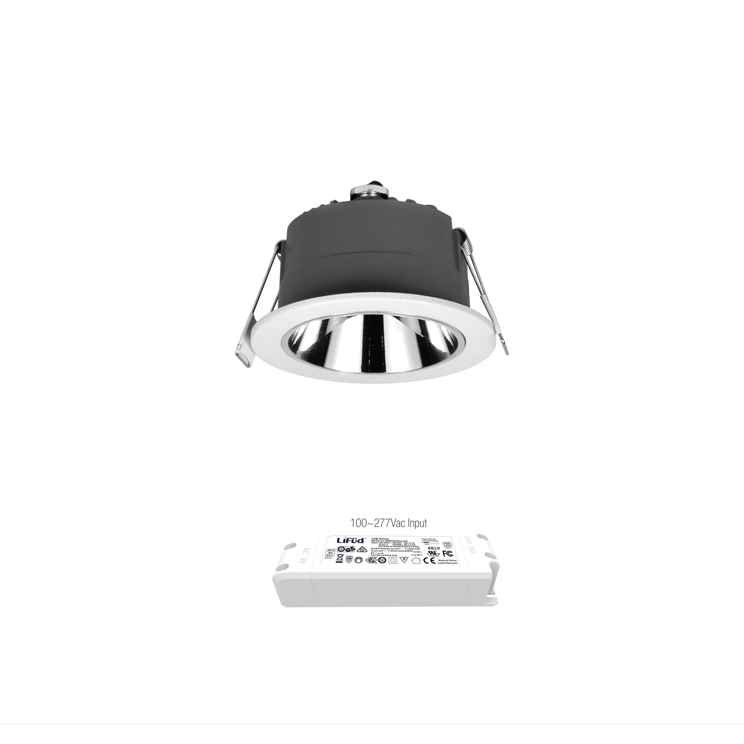 RD3003-0310A1 Round LED Downlight  ceiling recessed downlight led down light Best Price