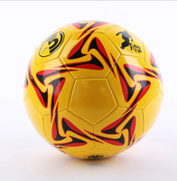 Hot Sell Good Quality Promotional PU/PVC/TPU Soccer Ball Football