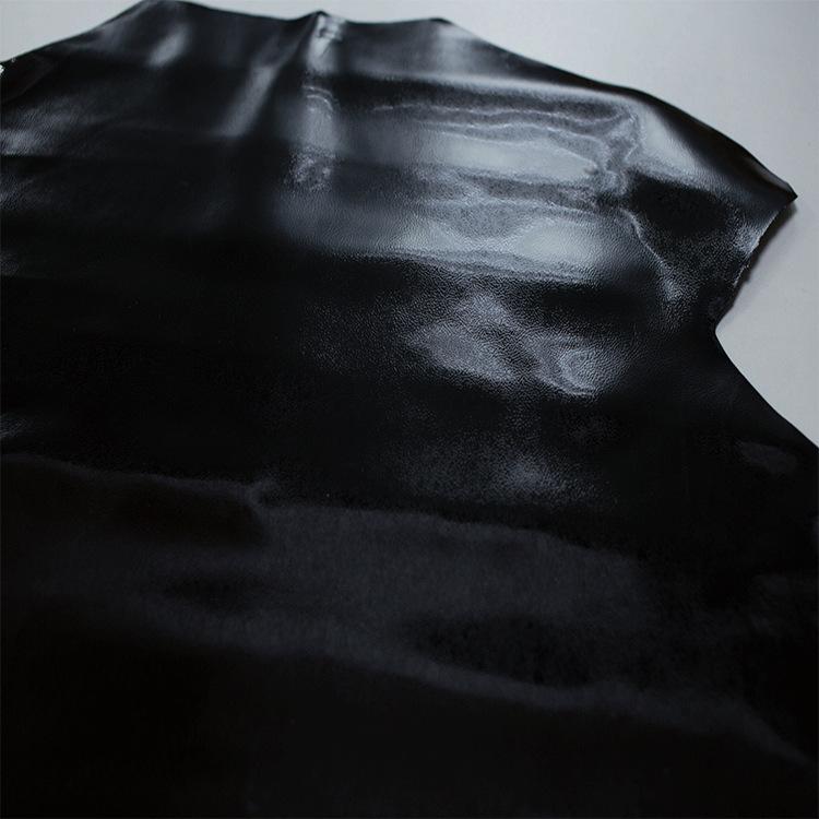 Лакированная кожа искусственная кожа высокого глянцевое покрытие овечья шкура высокого качества
