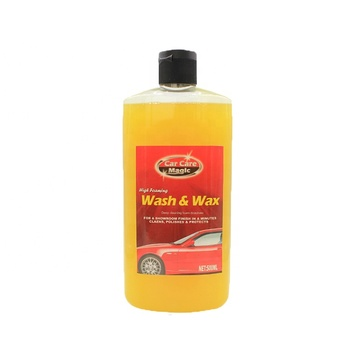 China High quality colorful waterless car wash foam cleaner for sale