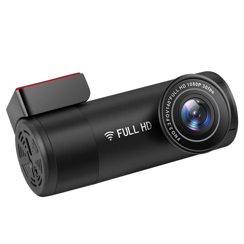 고성능 풀 HD 1080P 운전 레코더 비디오 레코딩 와이드 앵글 자동차 DVR 레코더