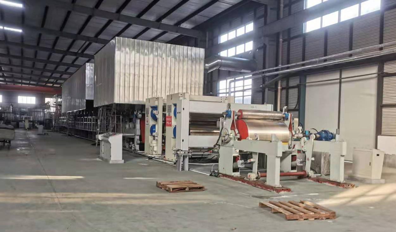 kraft paper machine2