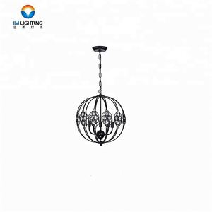 Cheap Model New Design Chandelier Fabric