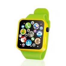 High quality Kids Early Education Toy Wrist Watch 3D Touch Screen Music Smart Teaching Children Birthday Gifts