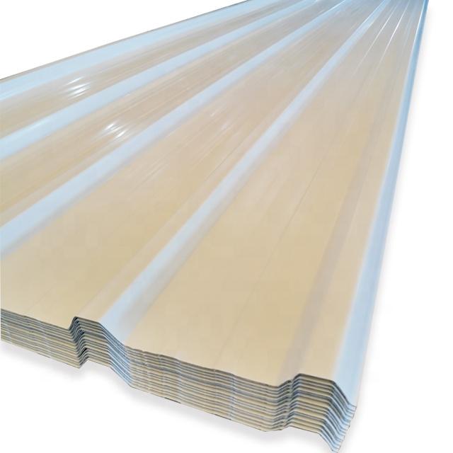Plastik Çatı yapı malzemesi/4 katmanlı veya 3 katmanlı APVC Çatı Levha/PVC Çatı Levhalar