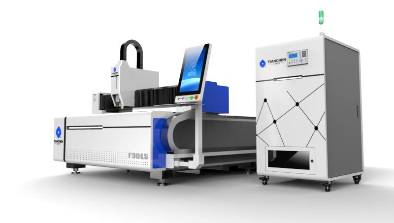 Metal Isim Kolye fiber lazer kesim makinesi Raycus IPG 1000 W-6000 W