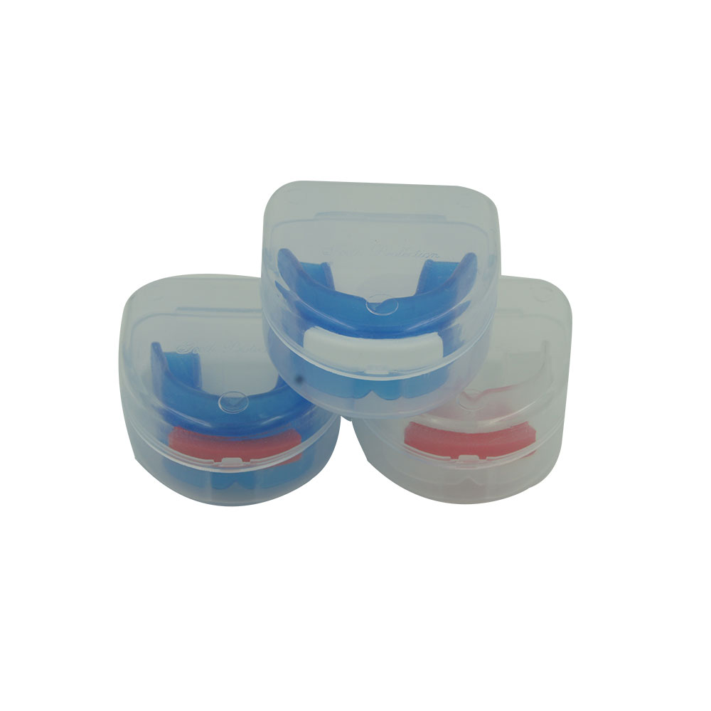 Mouth Guard Tanden Protector Voor Boksen Sport Voetbal Hockey Gum Shield