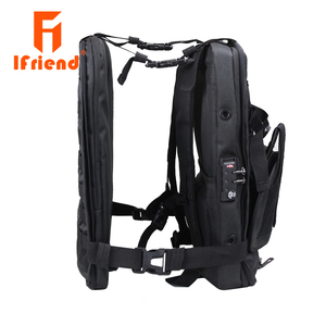 Adjustable wearable Travel College School Student backpack USB charging Laptop bag Anti-Drowning NIJ IIIA Bulletproof backpack